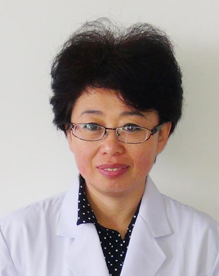 刘秀珍—业务副院长兼职肾病内科主任、主任医师